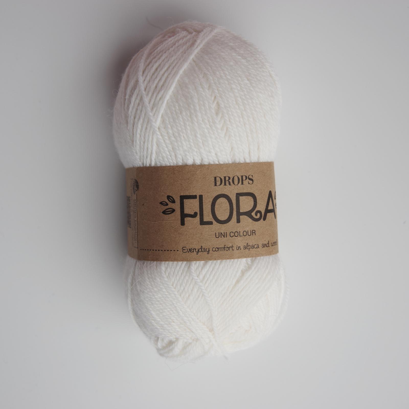 Flora - 02 bílá