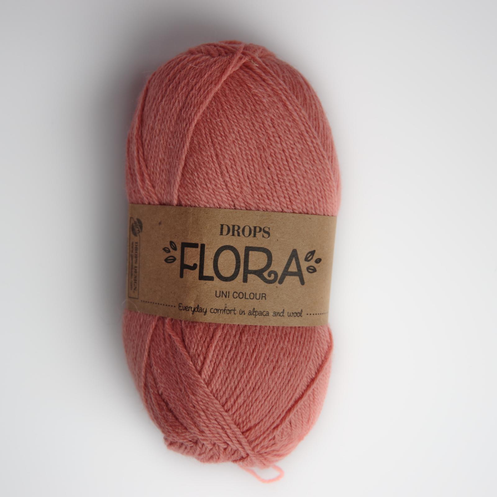 Flora - 20 broskvová