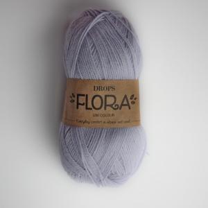 Flora - 14 ledová modrá