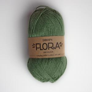 Flora - 15 zelená