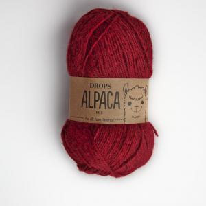 Alpaca - Mix - 3650 kaštanová
