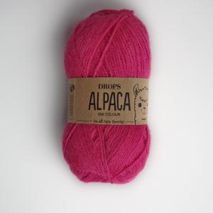 Alpaca - Uni colour - 2921 pink