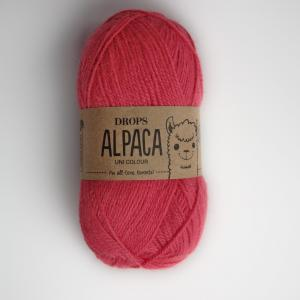 Alpaca - Uni colour - 9022 koral