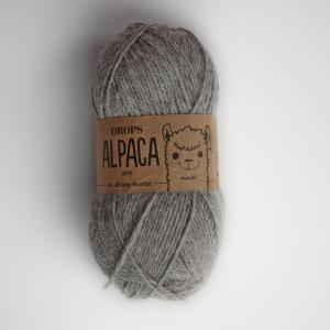 Alpaca - Mix - 0501 světle šedá